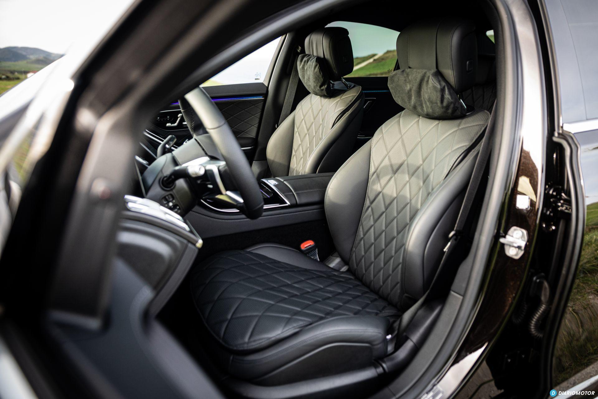 Prueba Mercedes S500 2021 8