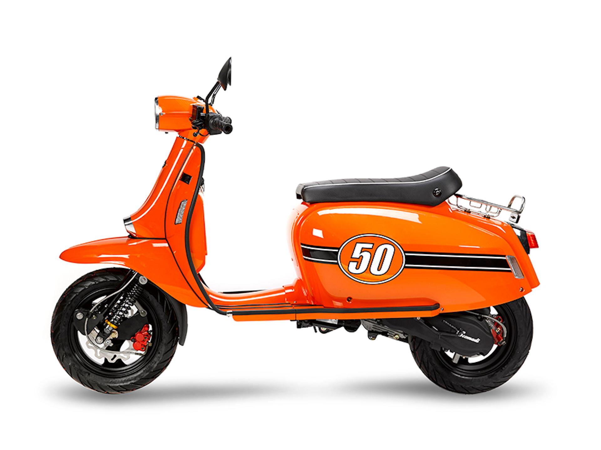 Scomadi Tl Naranja50