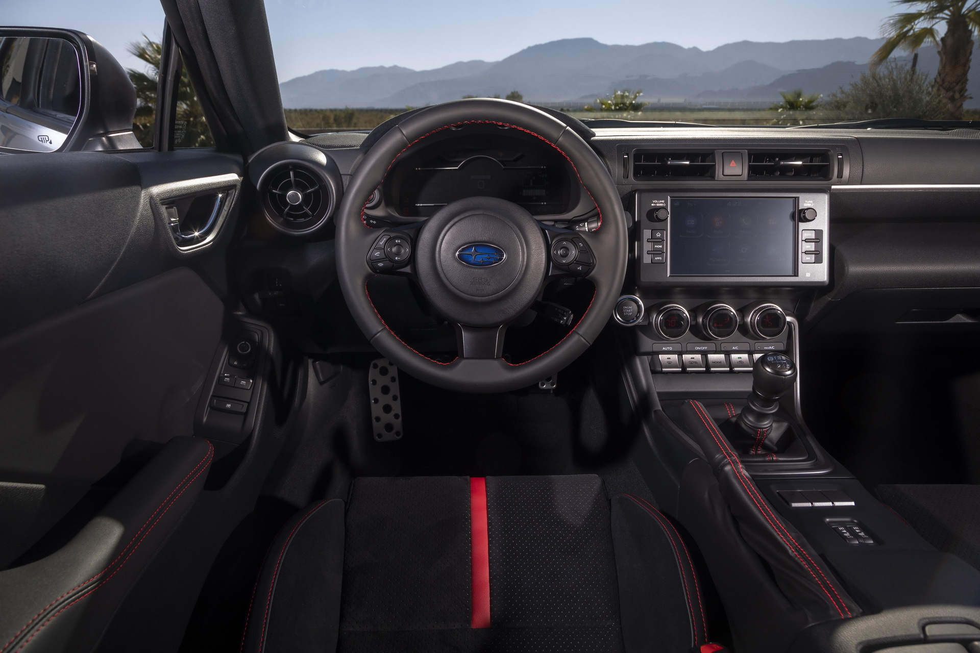 Subaru Brz 2021 35