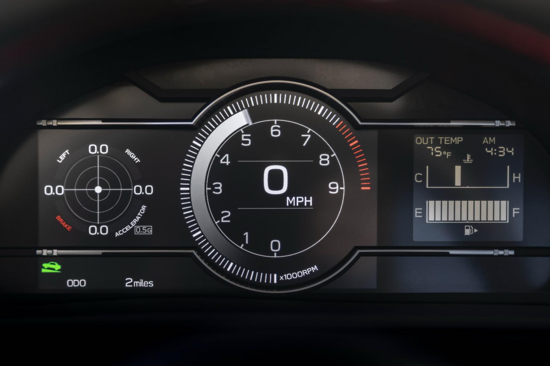Subaru Brz 2021 38