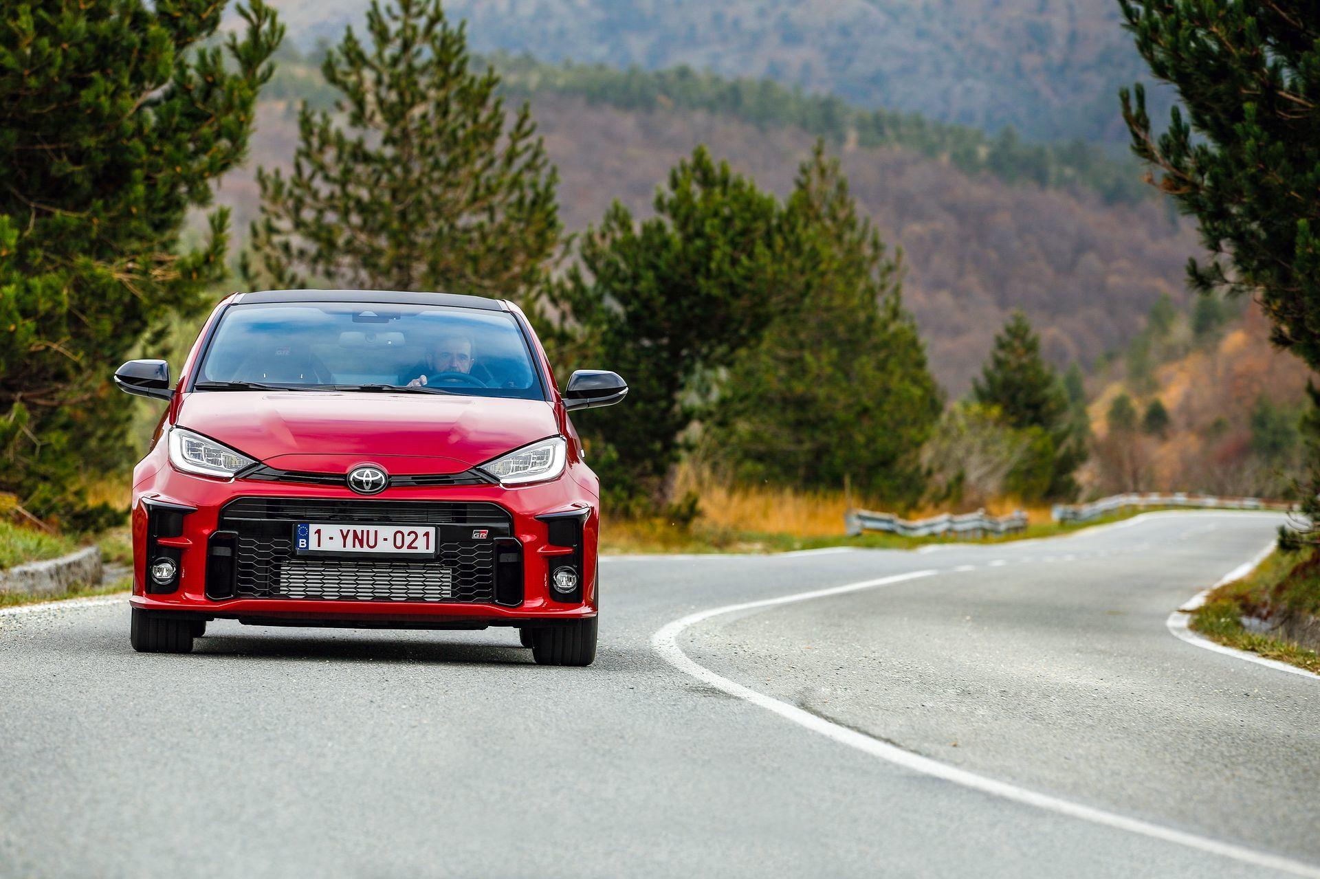 Toyota Gr Yaris Prueba 3