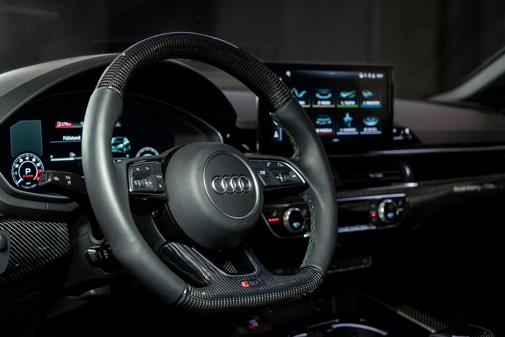 Audi Rs5 Abt 07
