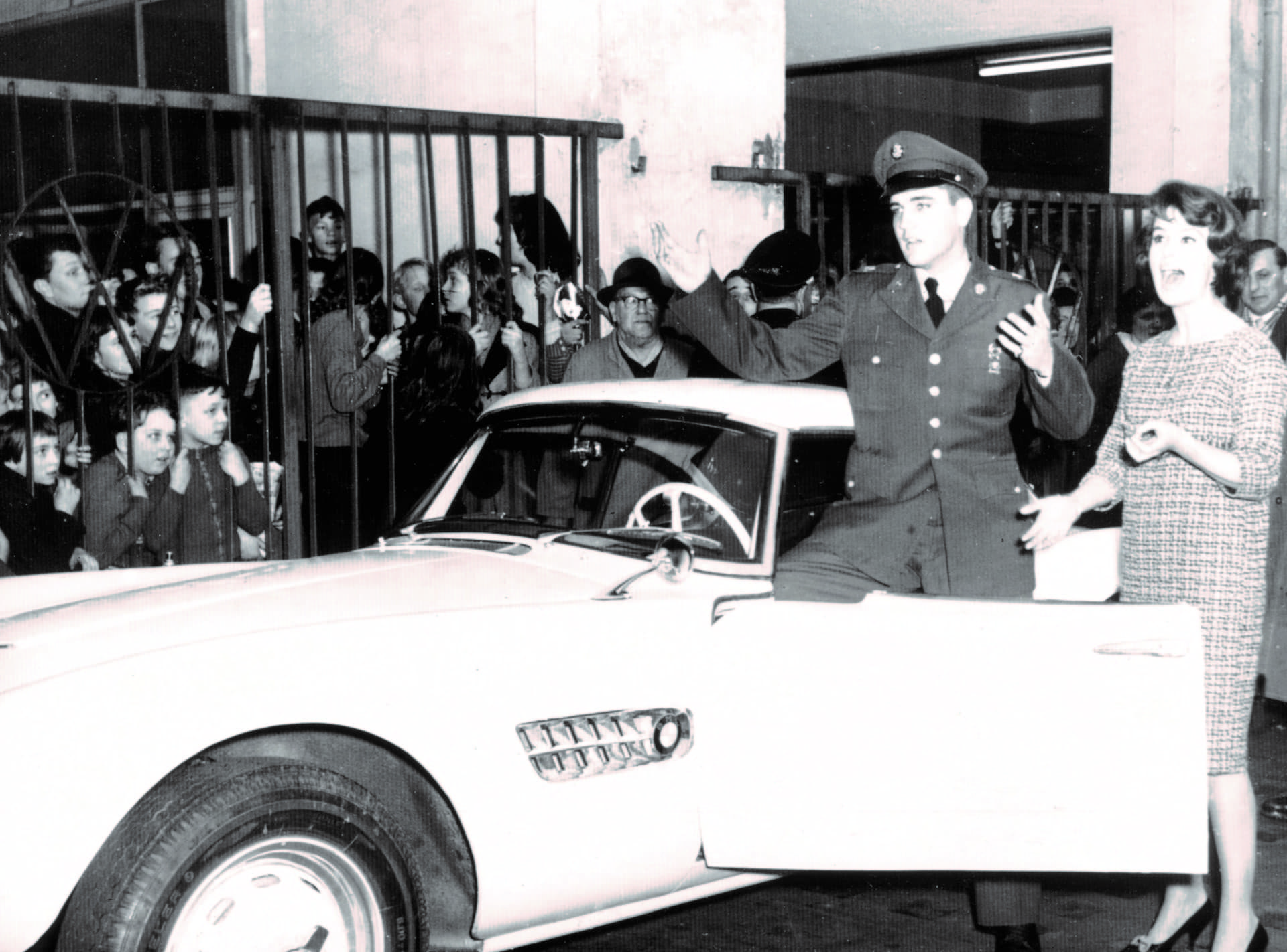 Bmw 507 Roadster Historia Elvis Presley