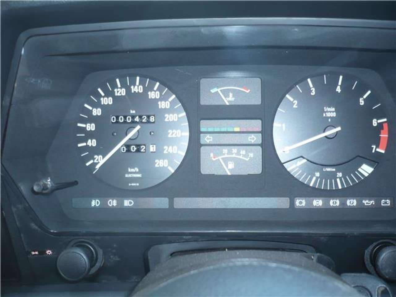 Bmw 635 Csi 1985 500 Km Venta 06