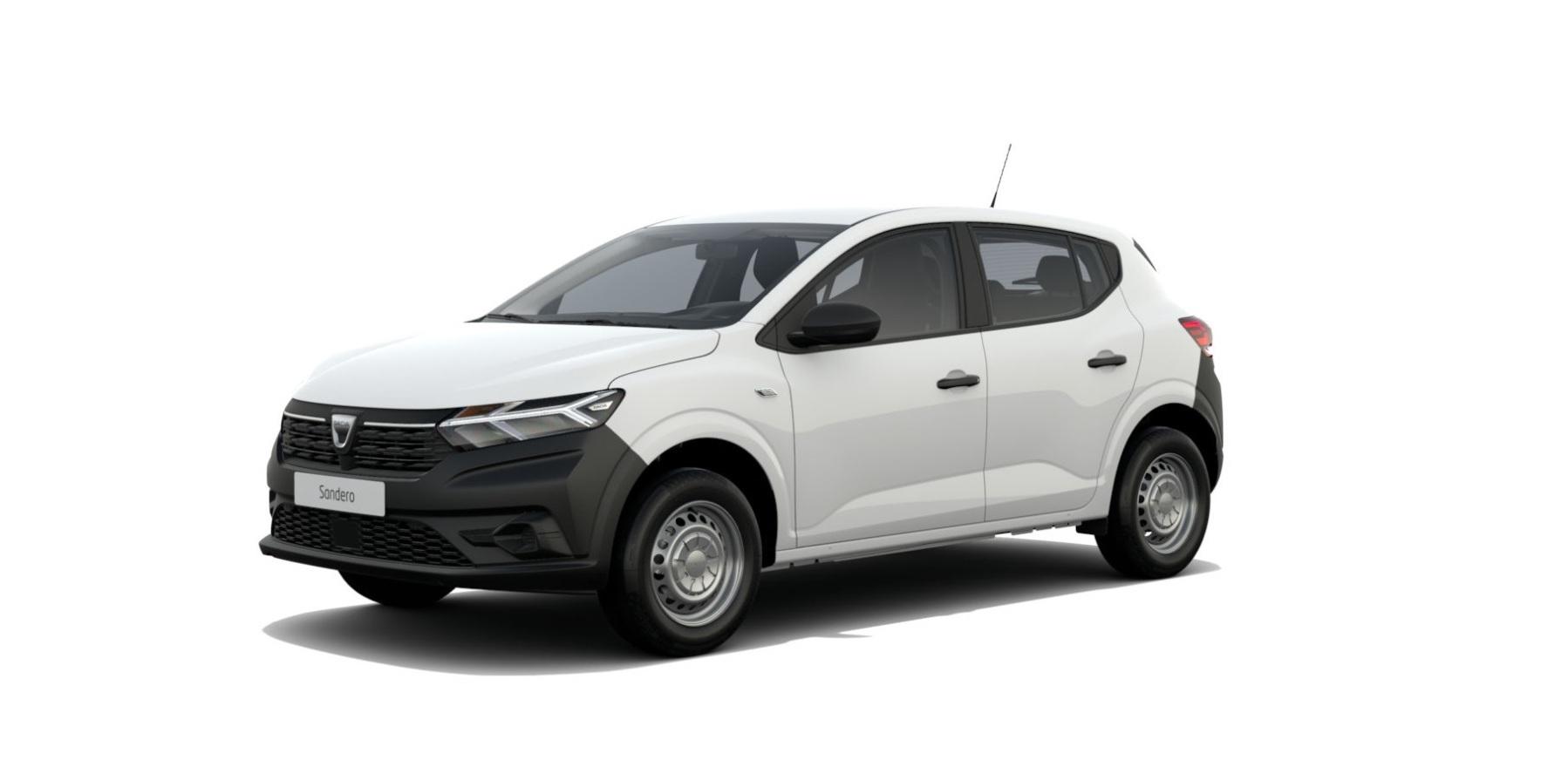 Dacia Sandero Access 01