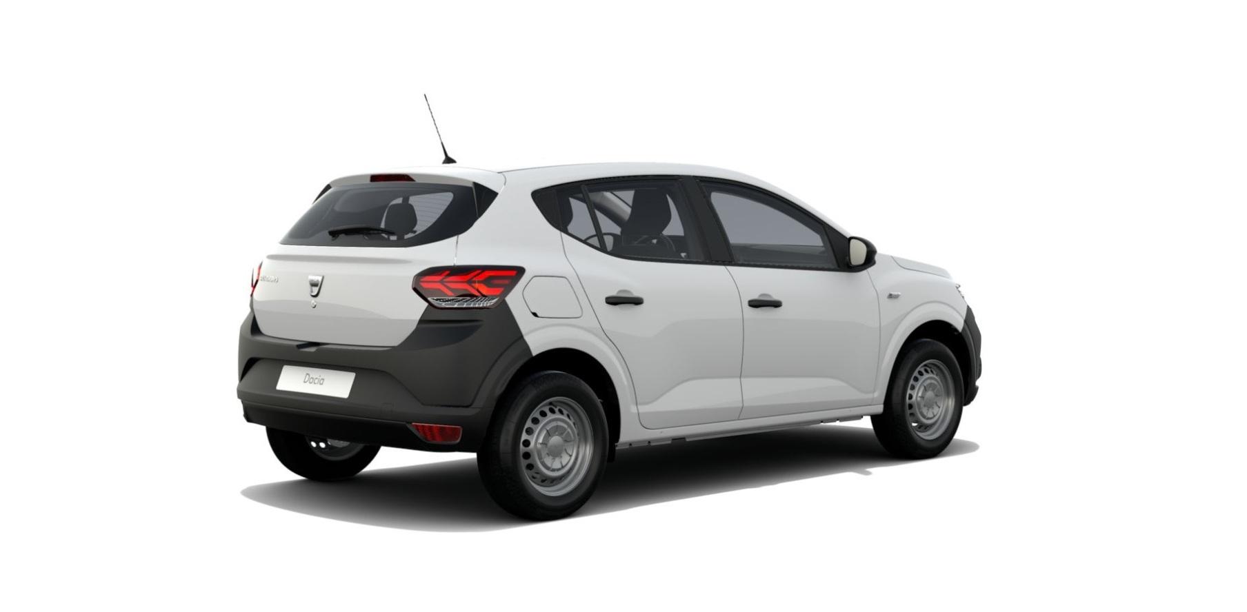 Dacia Sandero Access 02