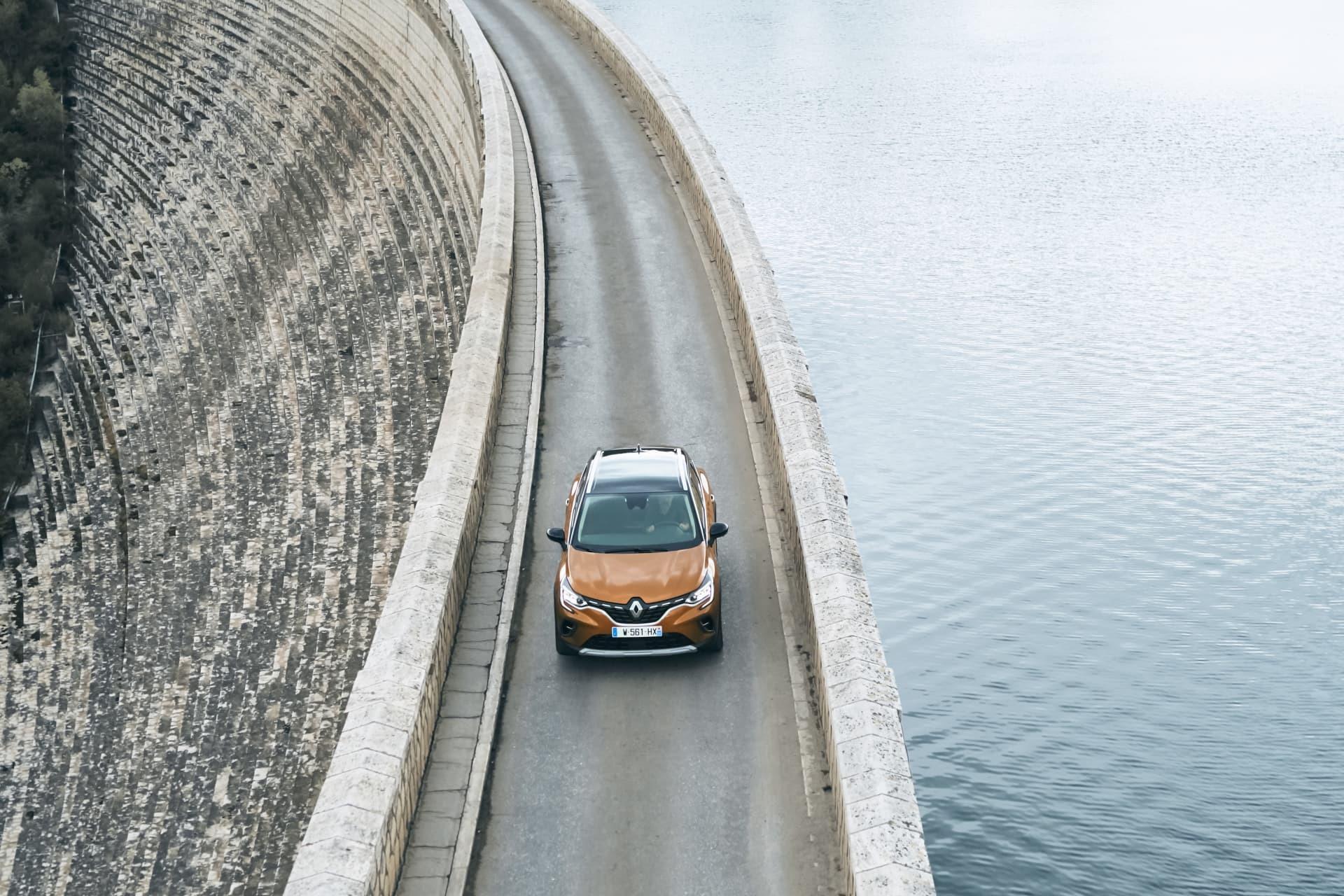 Diesel Gasolina Microhibrido 2021 Renault Captur
