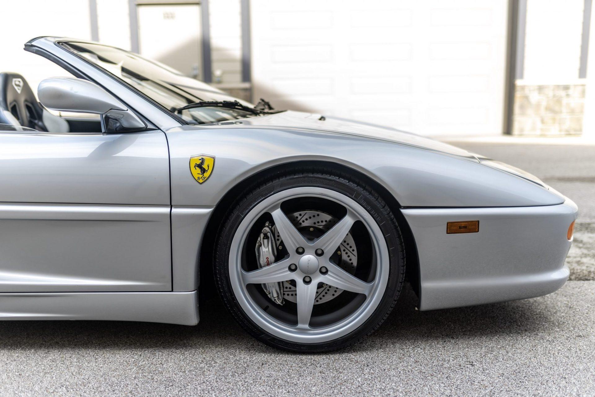 Ferrari F355 Spider Shaquille Oneal 18