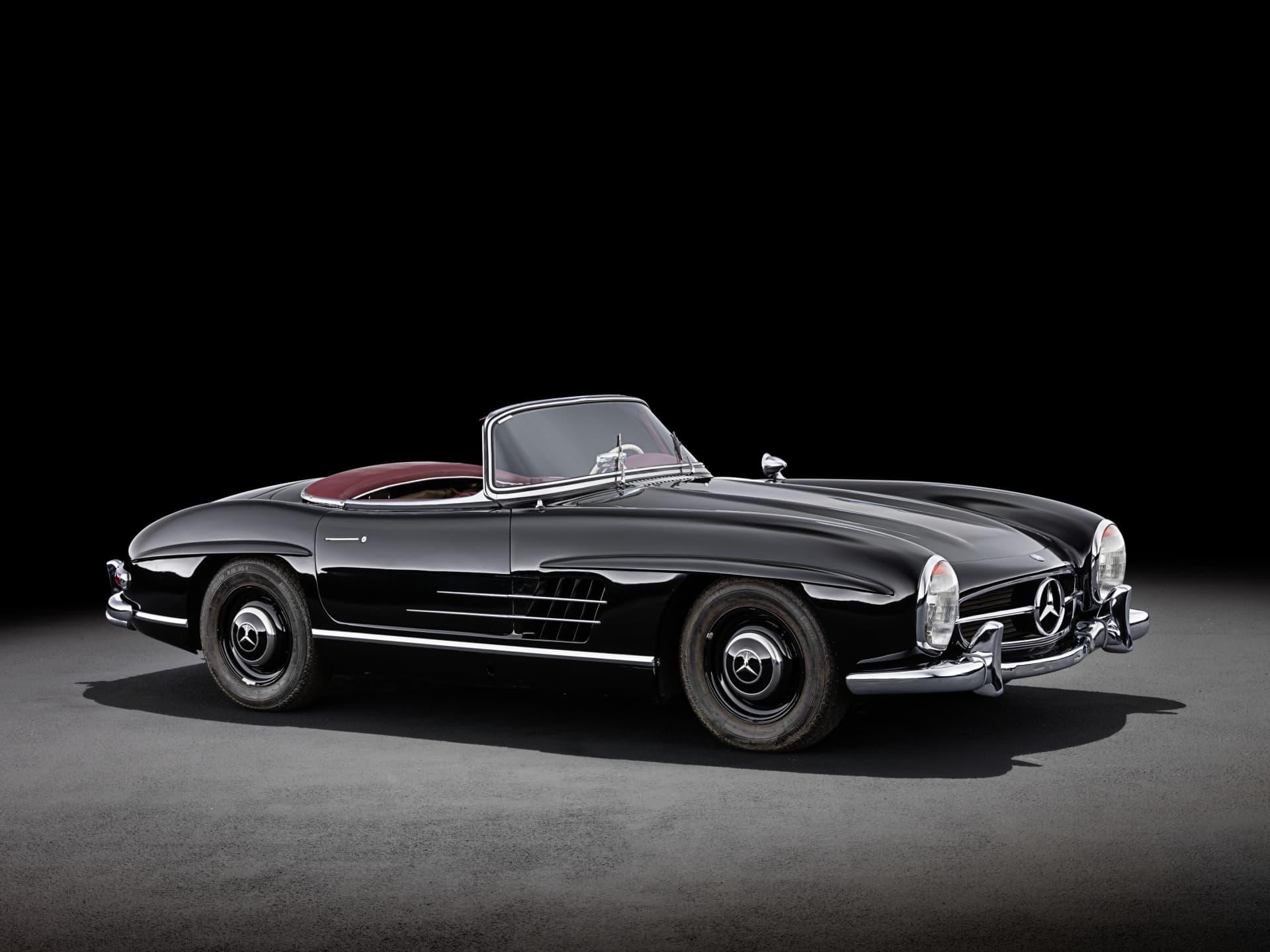 """Glänzende Sterne: """"dream Cars By Mercedes Benz"""