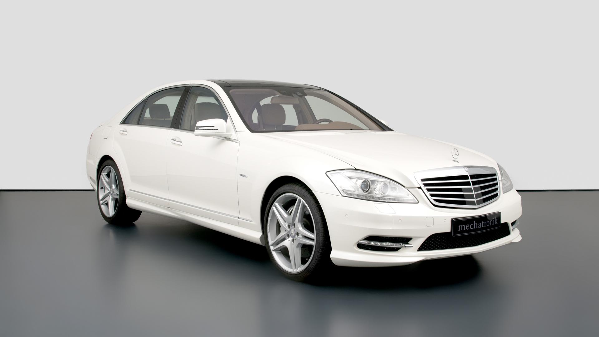 Mercedes Clase S Depreciacion 1
