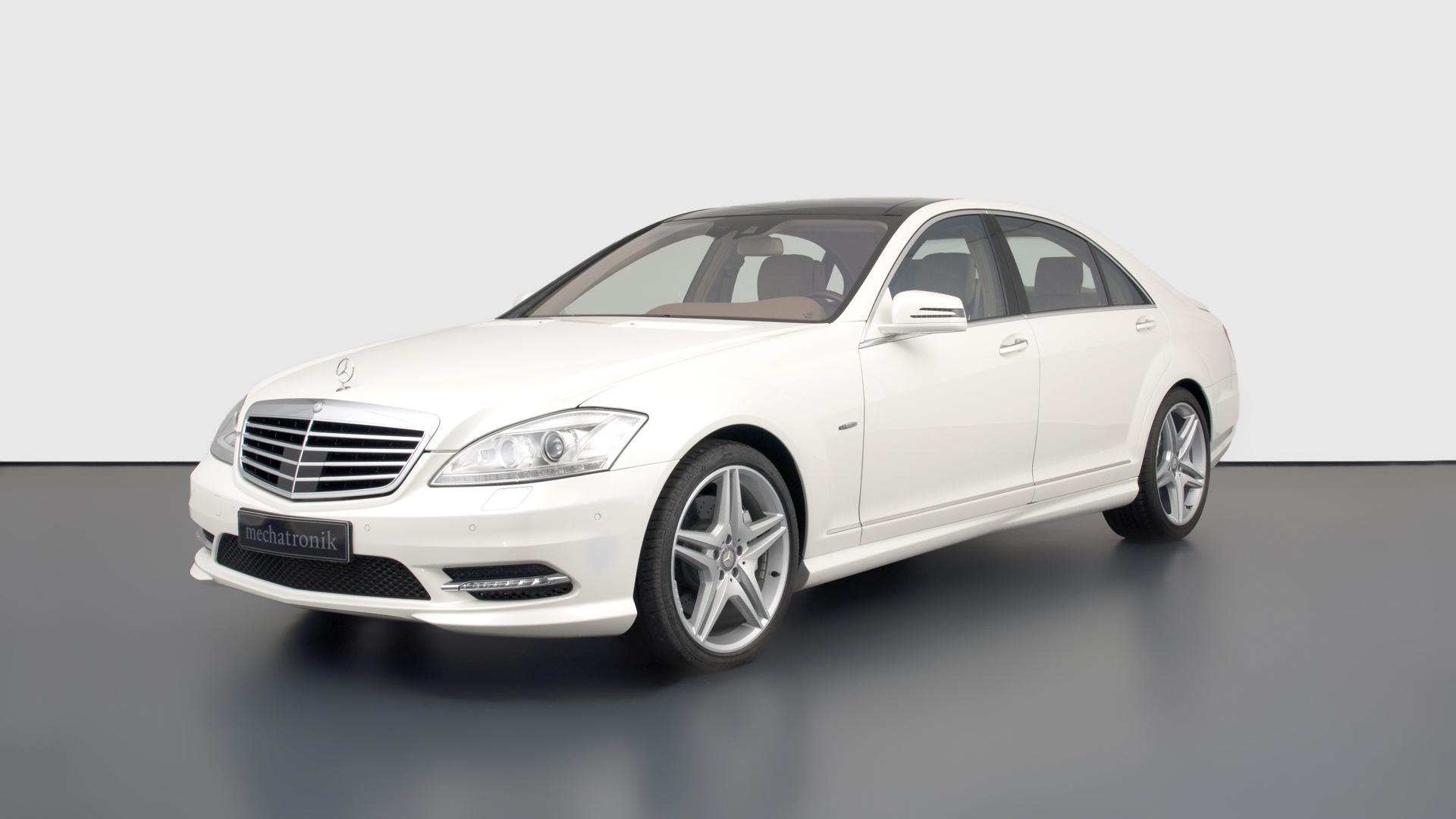 Mercedes Clase S Depreciacion 2
