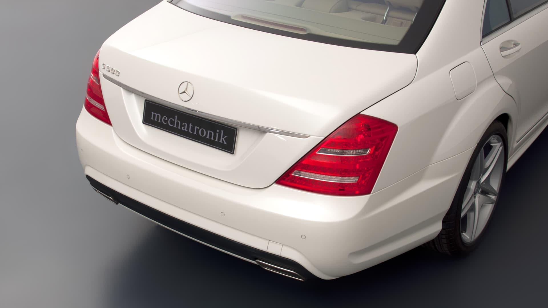 Mercedes Clase S Depreciacion 5