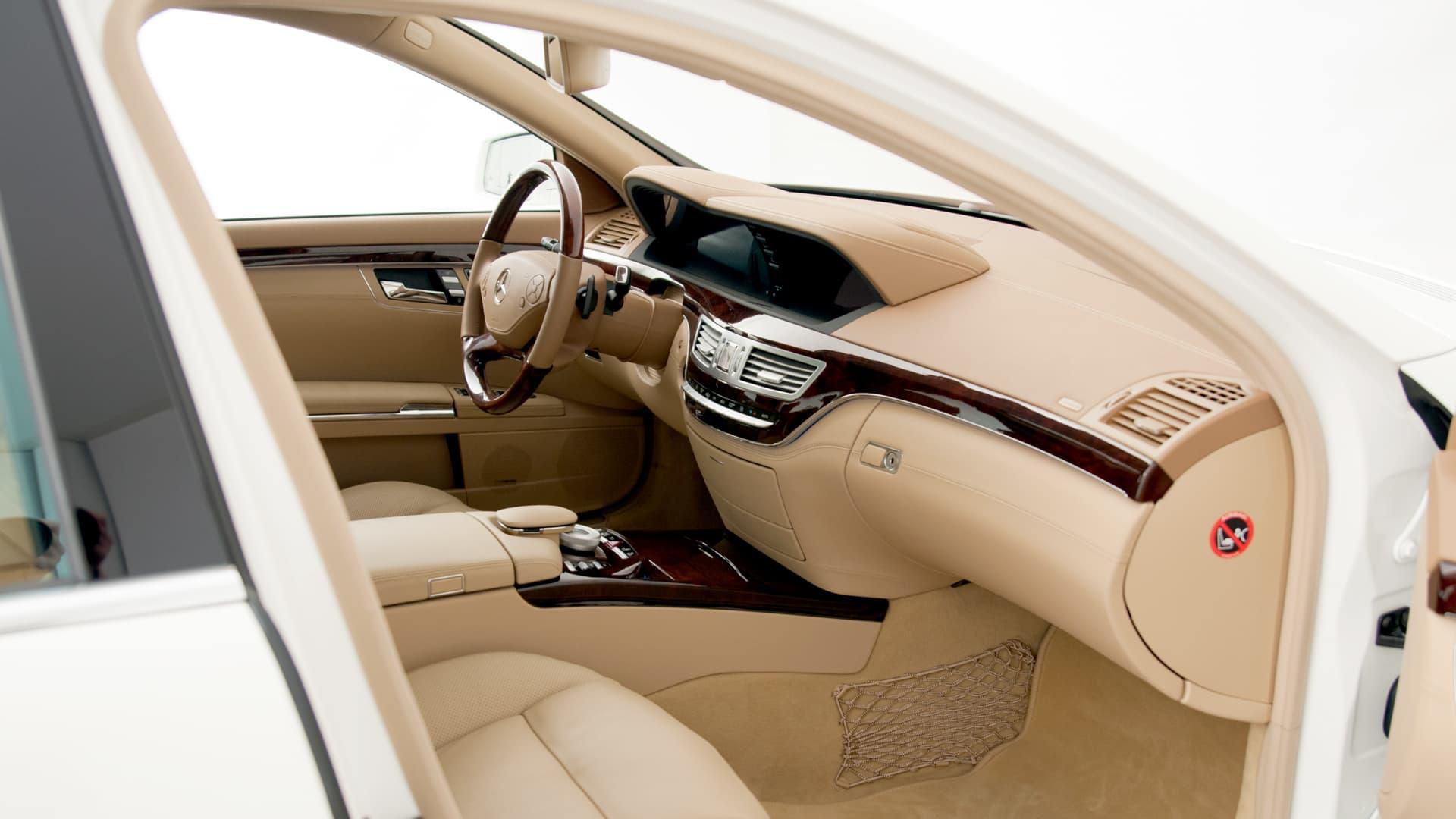 Mercedes Clase S Depreciacion 8