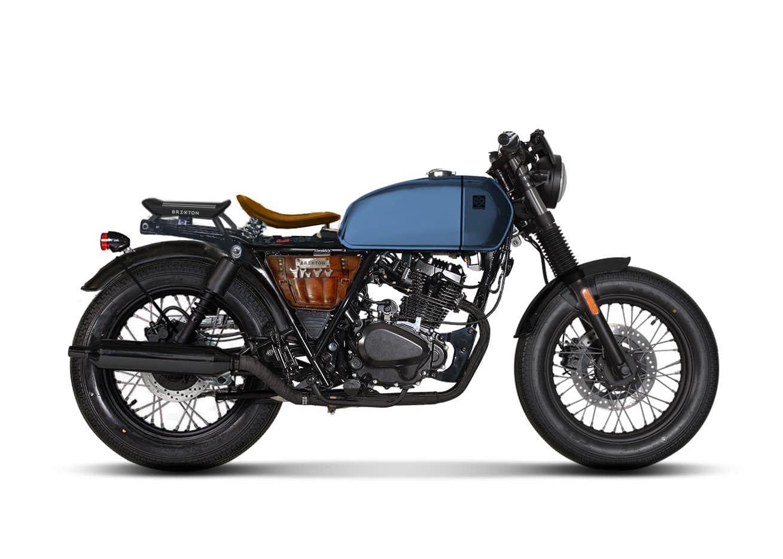 Moto Brixton Rayburn 125 Bobber 1