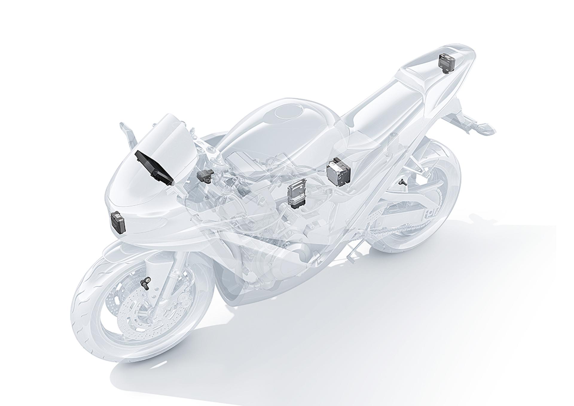Moto Kawasaki Aras 2