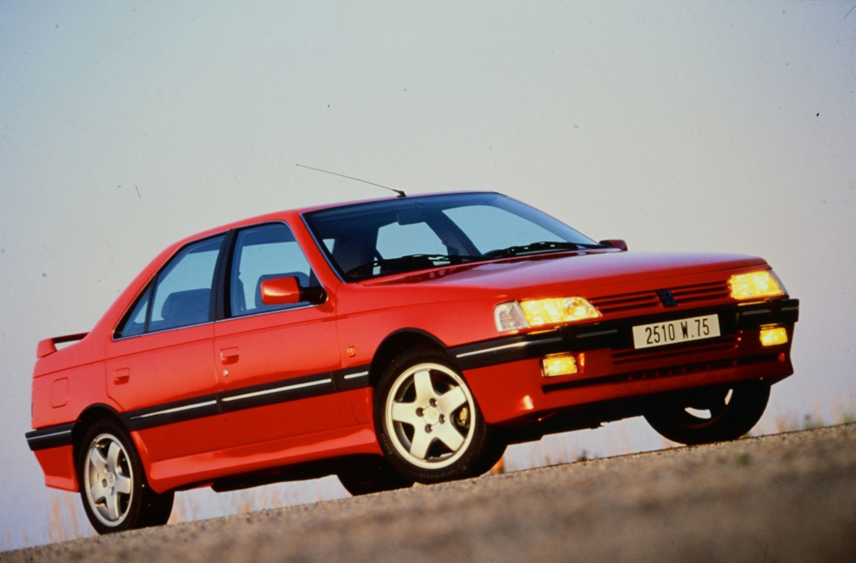 Peugeot 405 T16 3