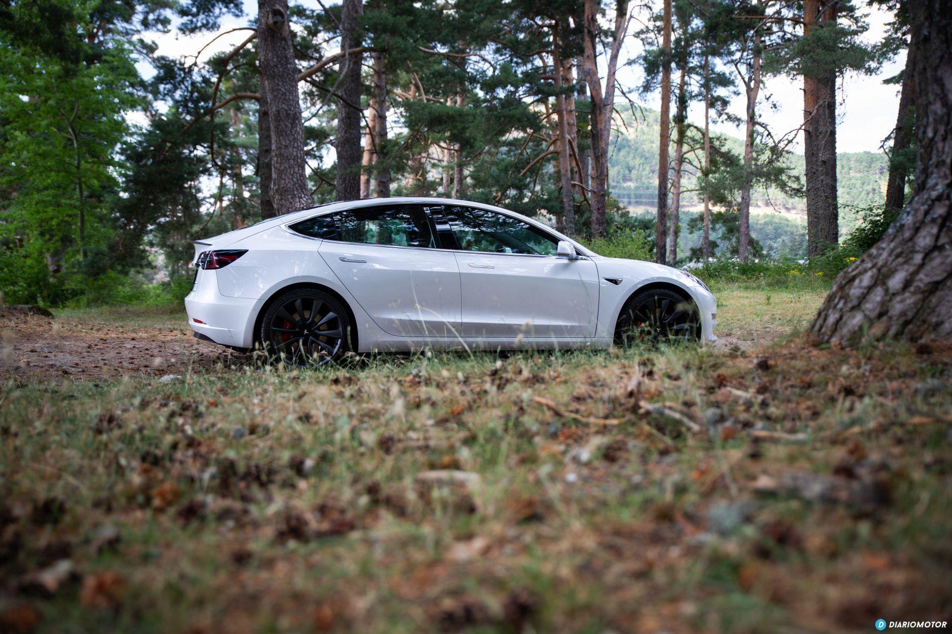 Prueba Tesla Model 3 Performance 3