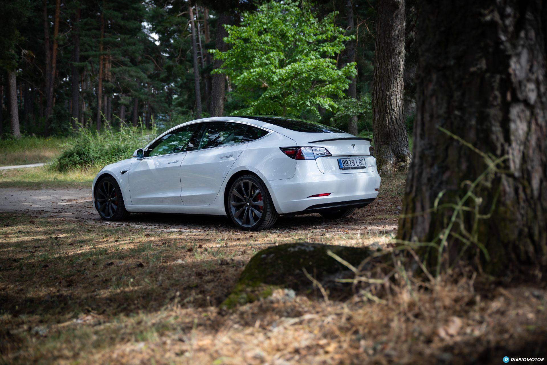 Prueba Tesla Model 3 Performance 6