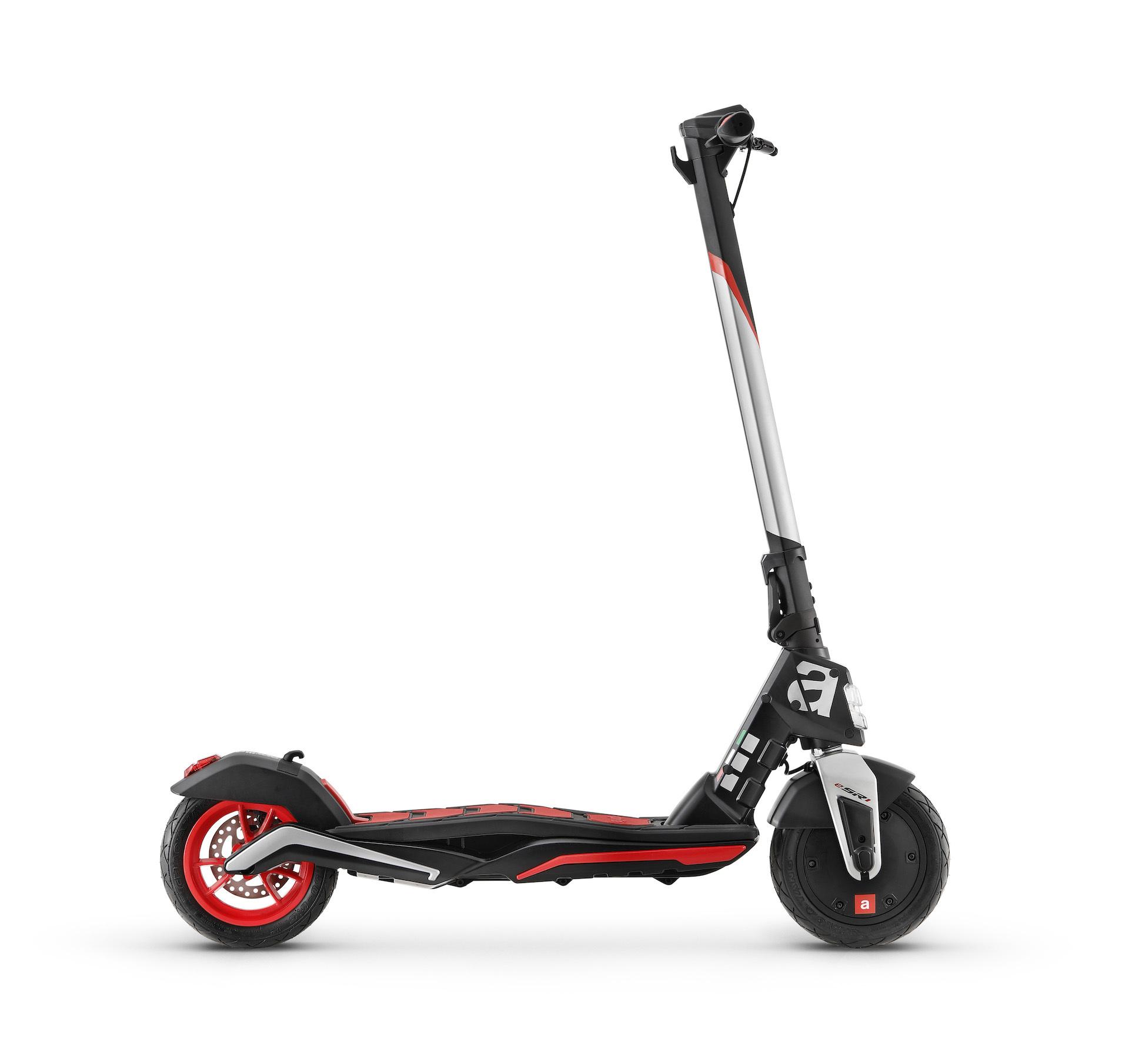 Scooter Aprilia Esr1 3