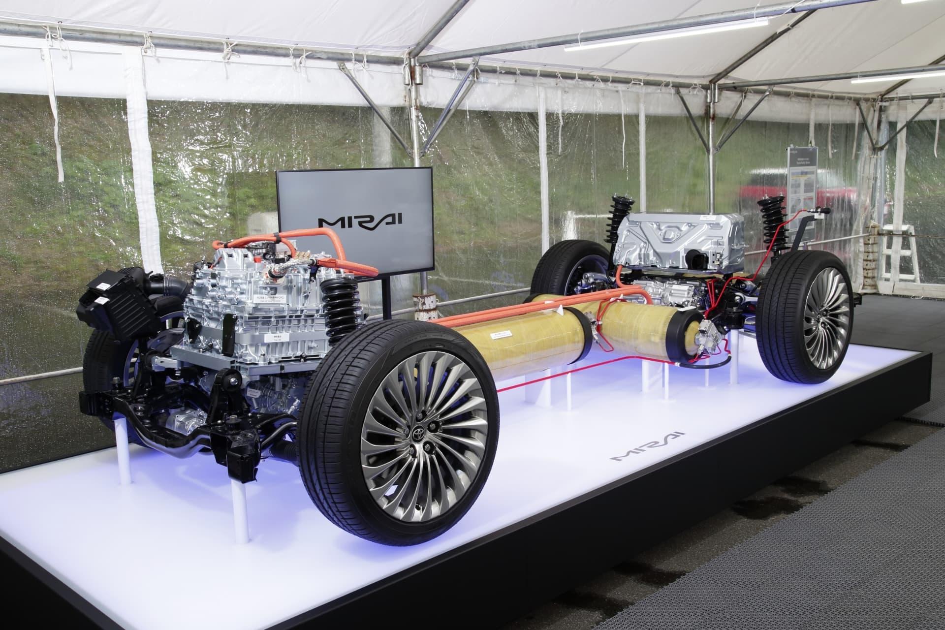 Toyota Mirai 2021 13