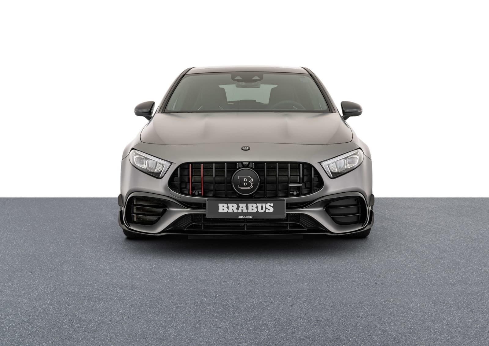 Brabus B45 450 Mercedes Amg A45 S 0121 001