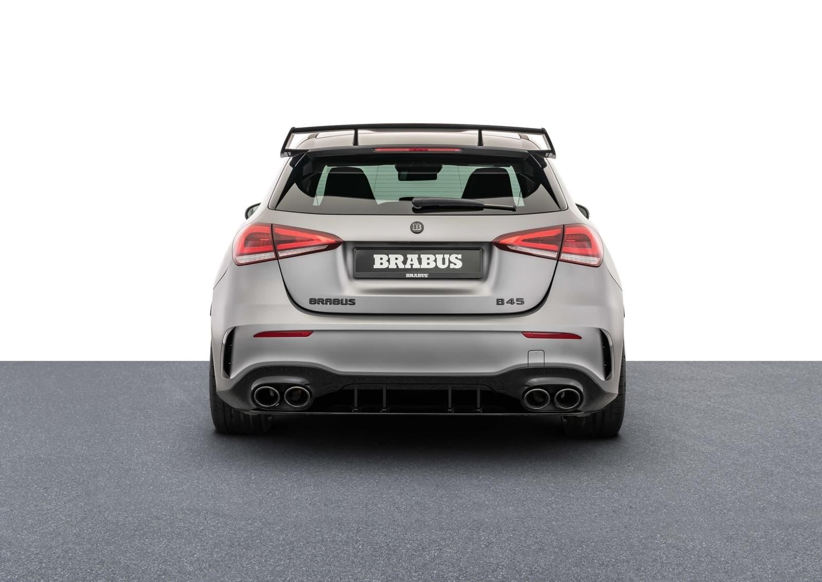 Brabus B45 450 Mercedes Amg A45 S 0121 005