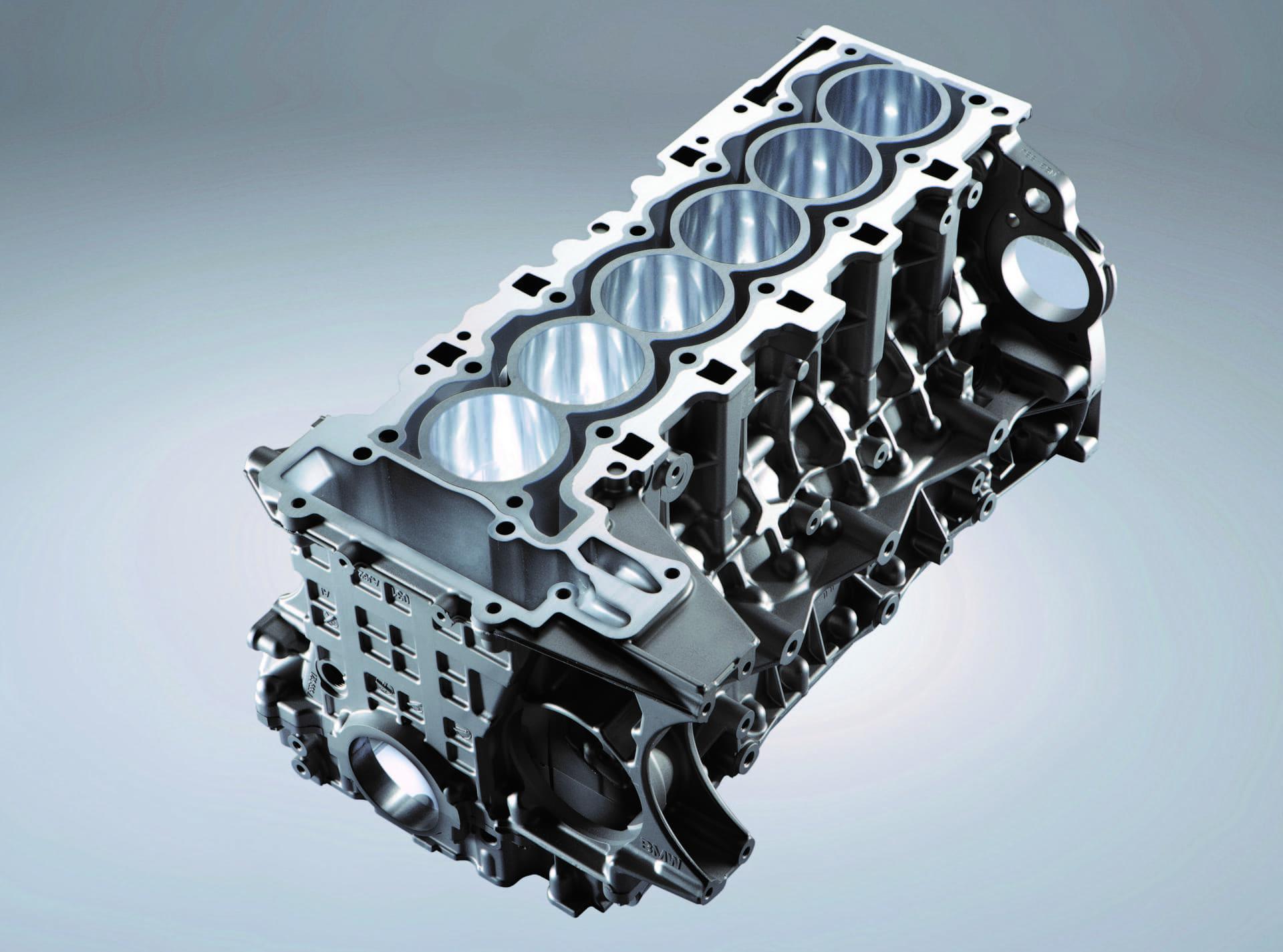 Cilindrada Bloque Motor Bmw