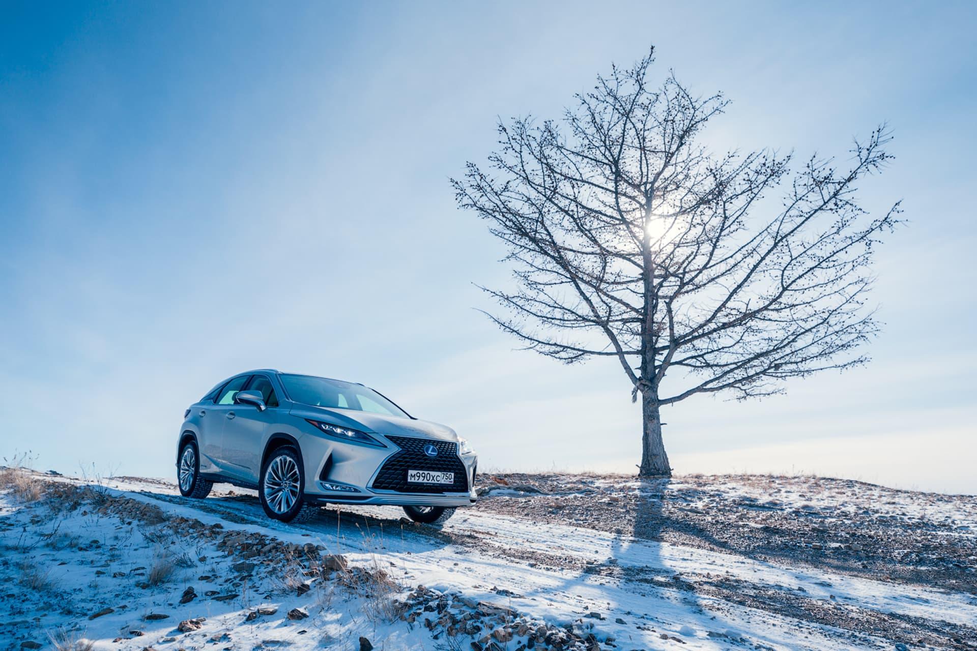 Consejos Conducir Nieve Hielo Frio Invierno Lexus Pendiente