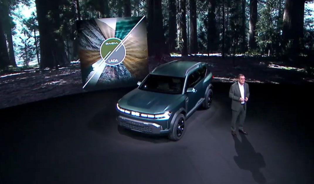 Dacia Bigster Concept 11