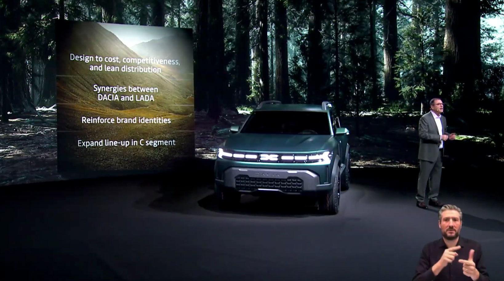 Dacia Bigster Concept 12