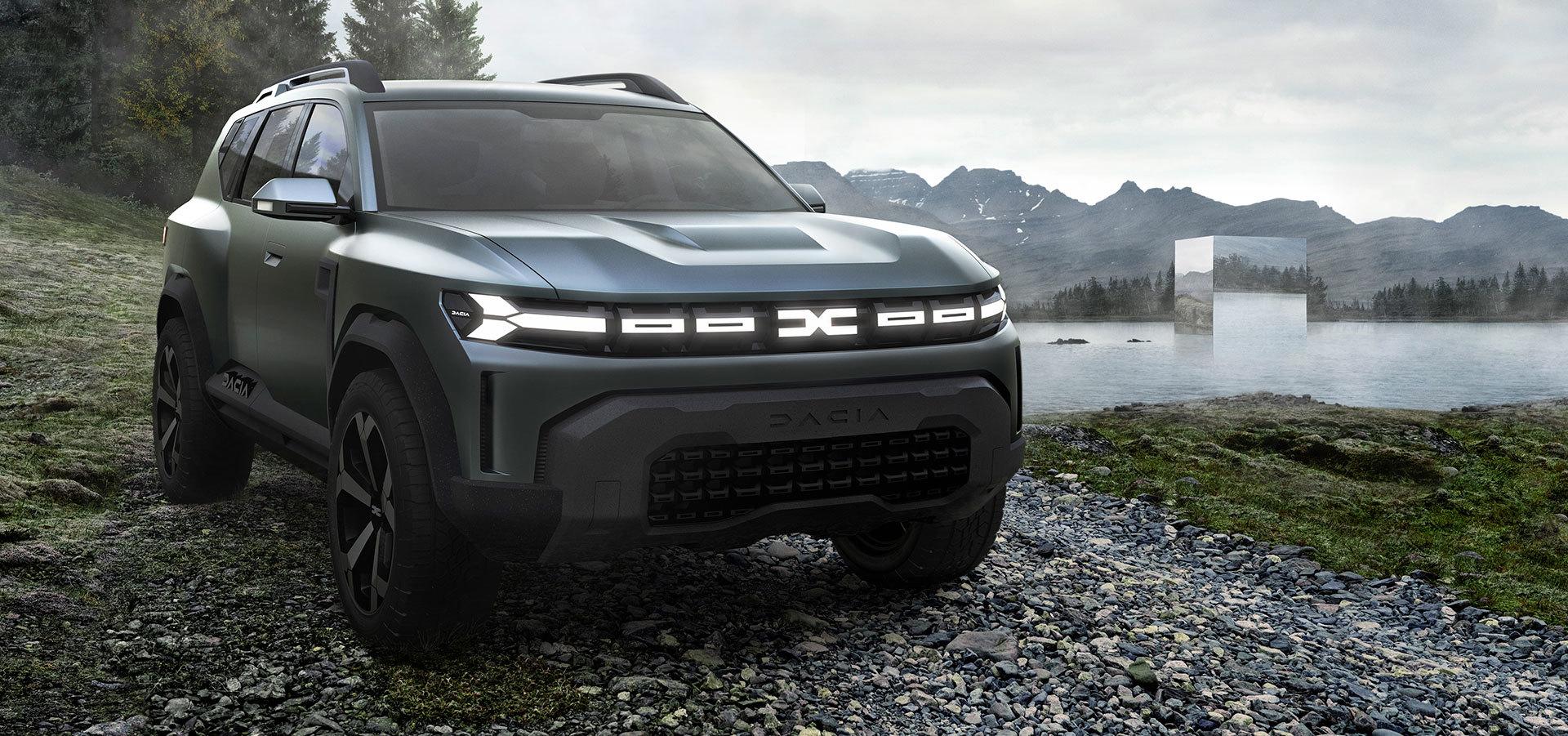 Dacia Bigster Plan 2025