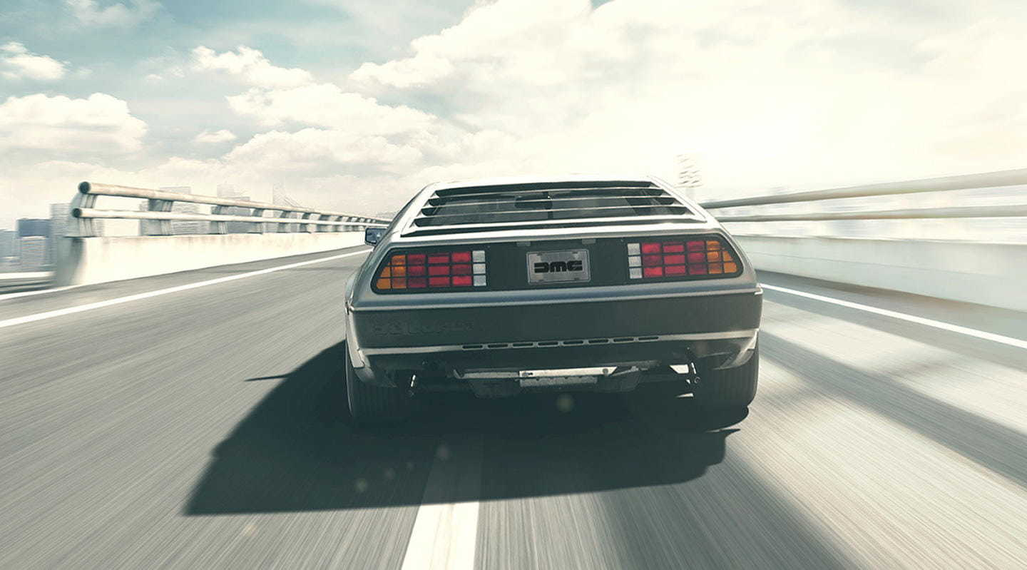Delorean Dmc 12 02