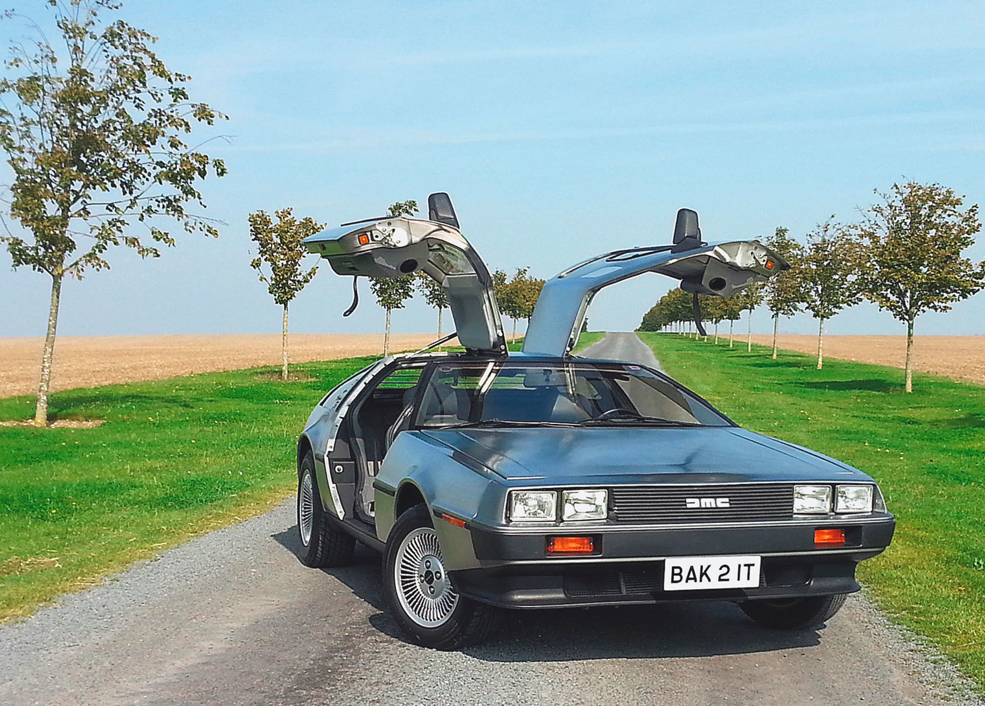 Delorean Dmc 12 11