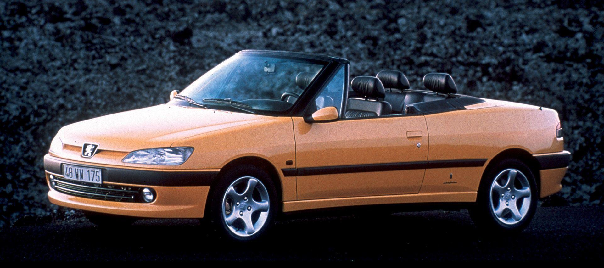 Descapotables Peugeot 306 Cabriolet