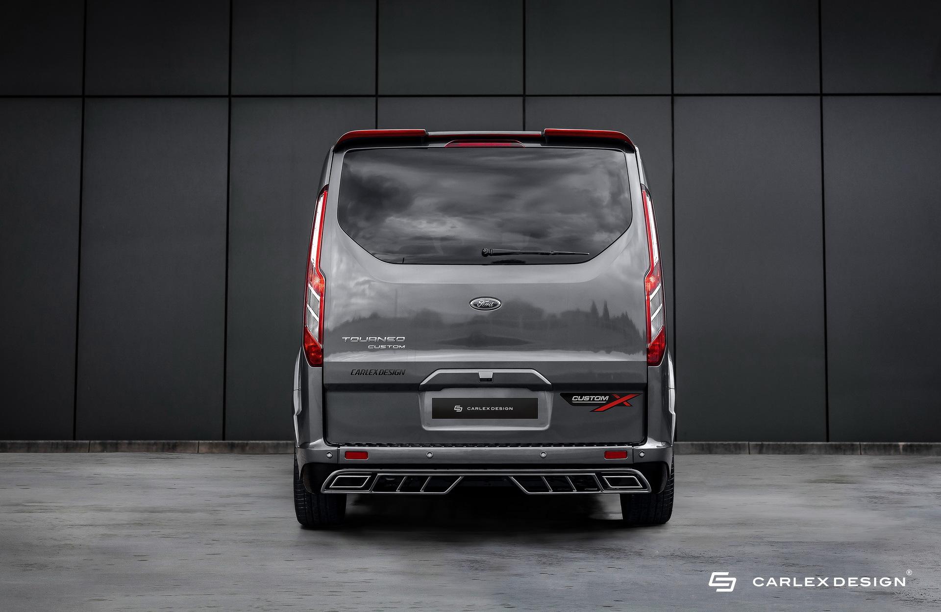 Ford Transit Custom Carlex 6