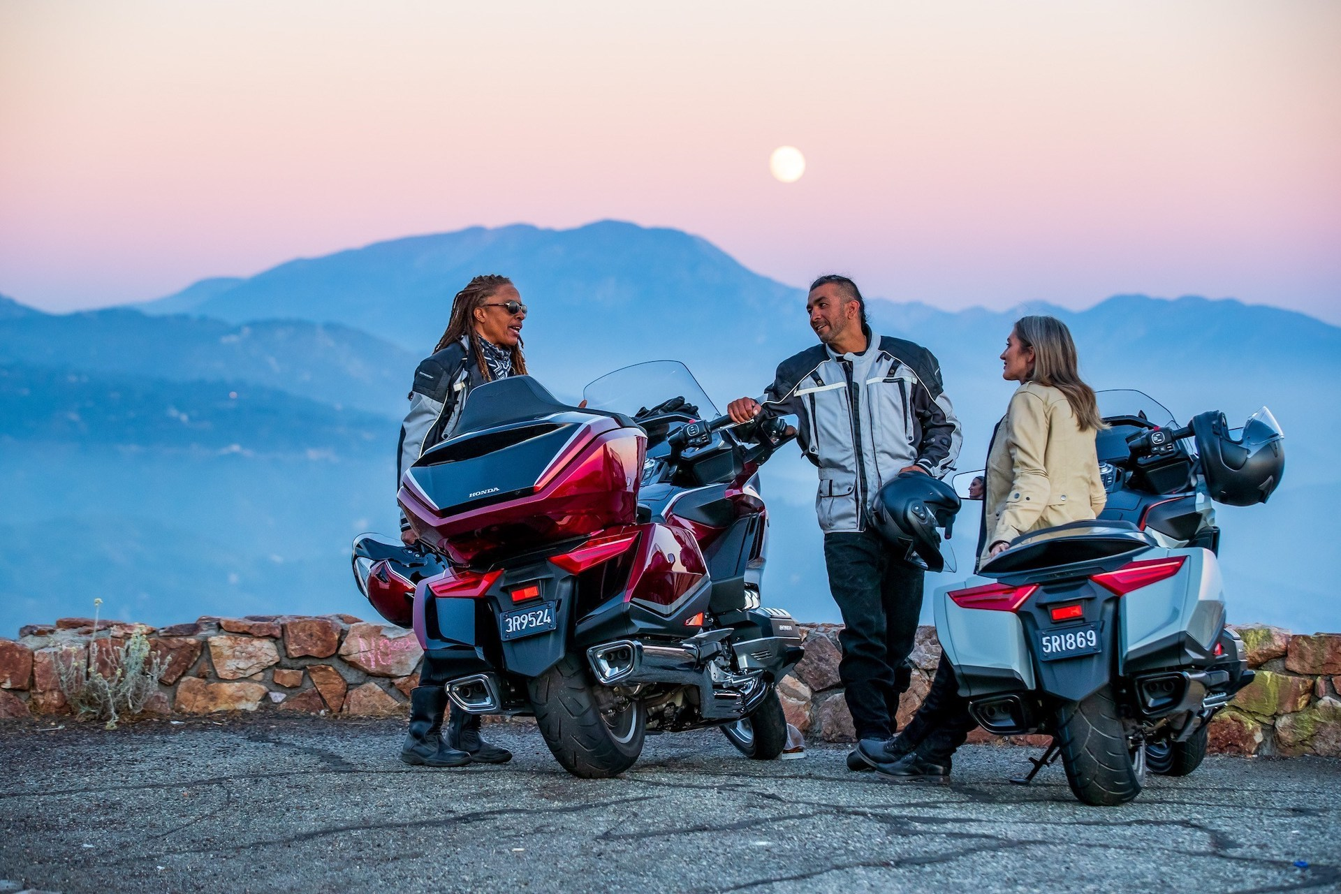 Honda Completes Its Comprehensive 2021 Model Line Up With Updates To Gl1800 Gold Wing And Gold Wing 'tour'