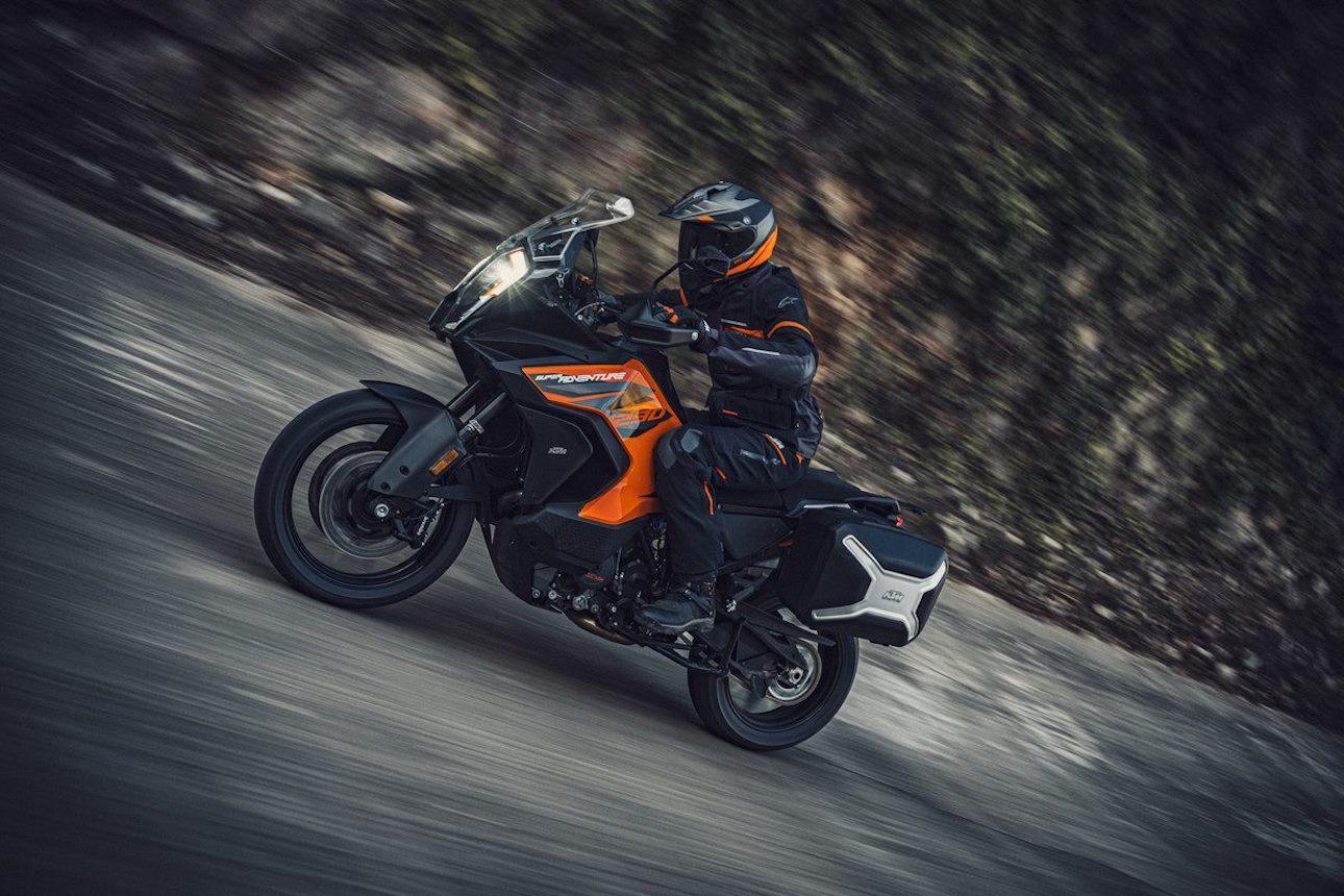 Moto Ktm 1290 Super Adventure S 2021 4