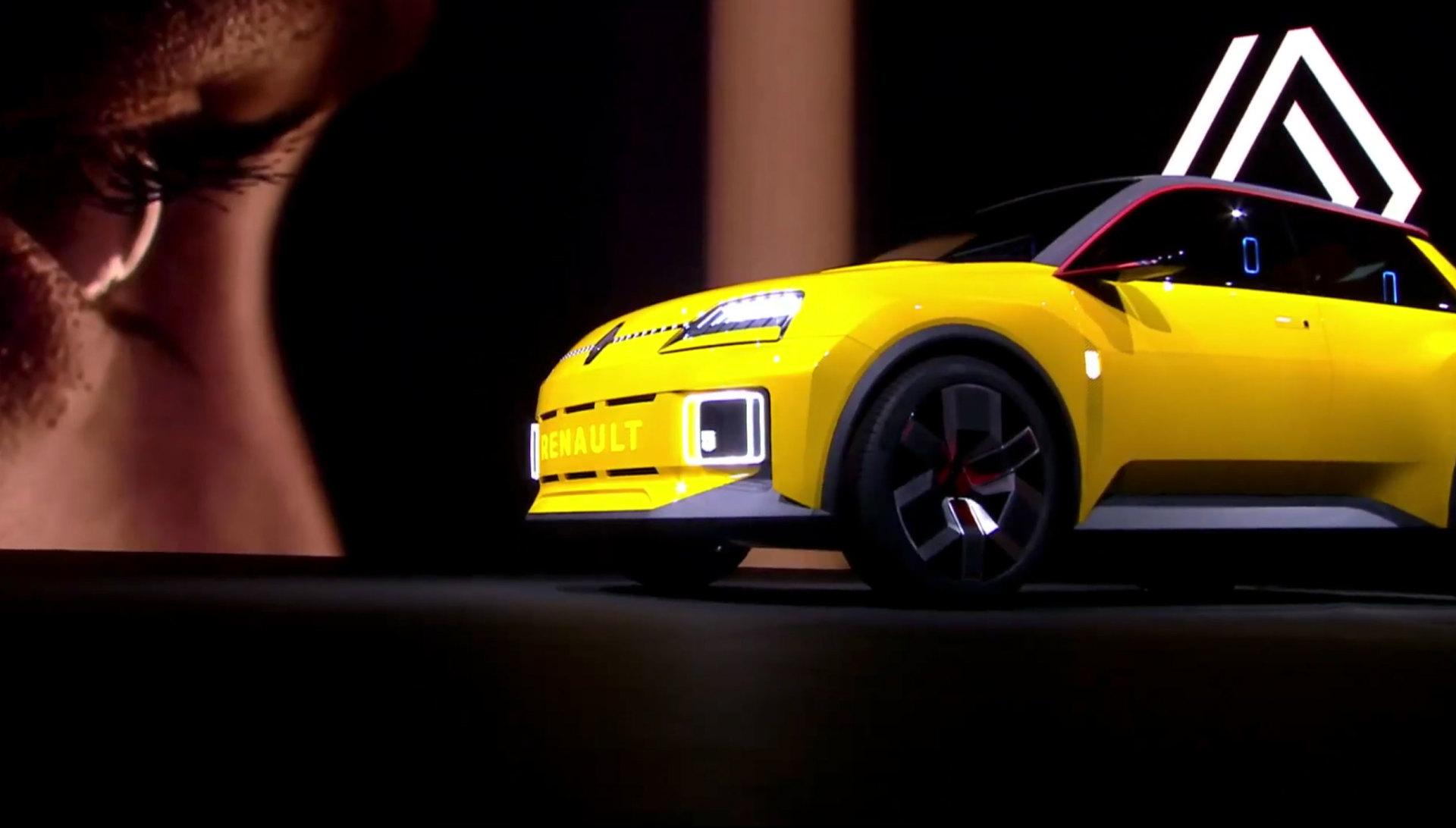 Nuevo Renault 5 Adelanto 04