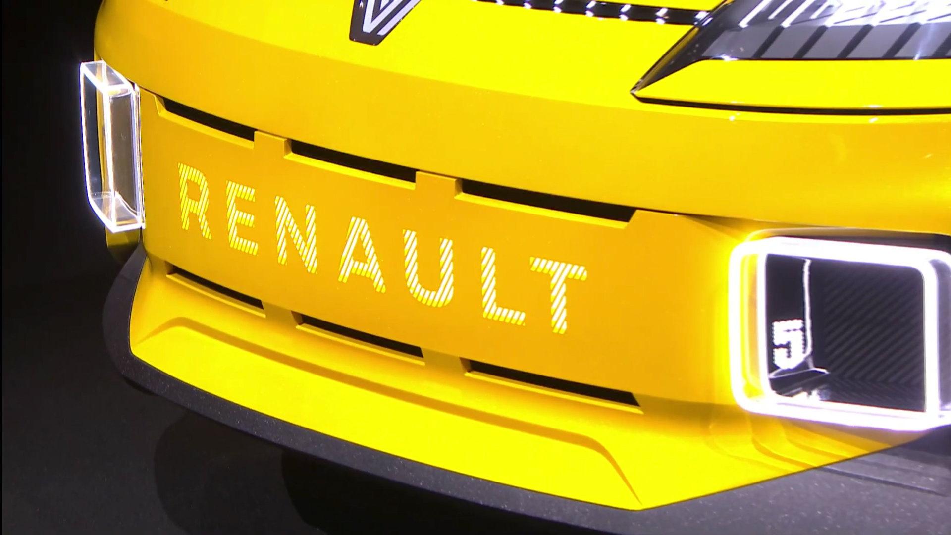 Nuevo Renault 5 Adelanto 07