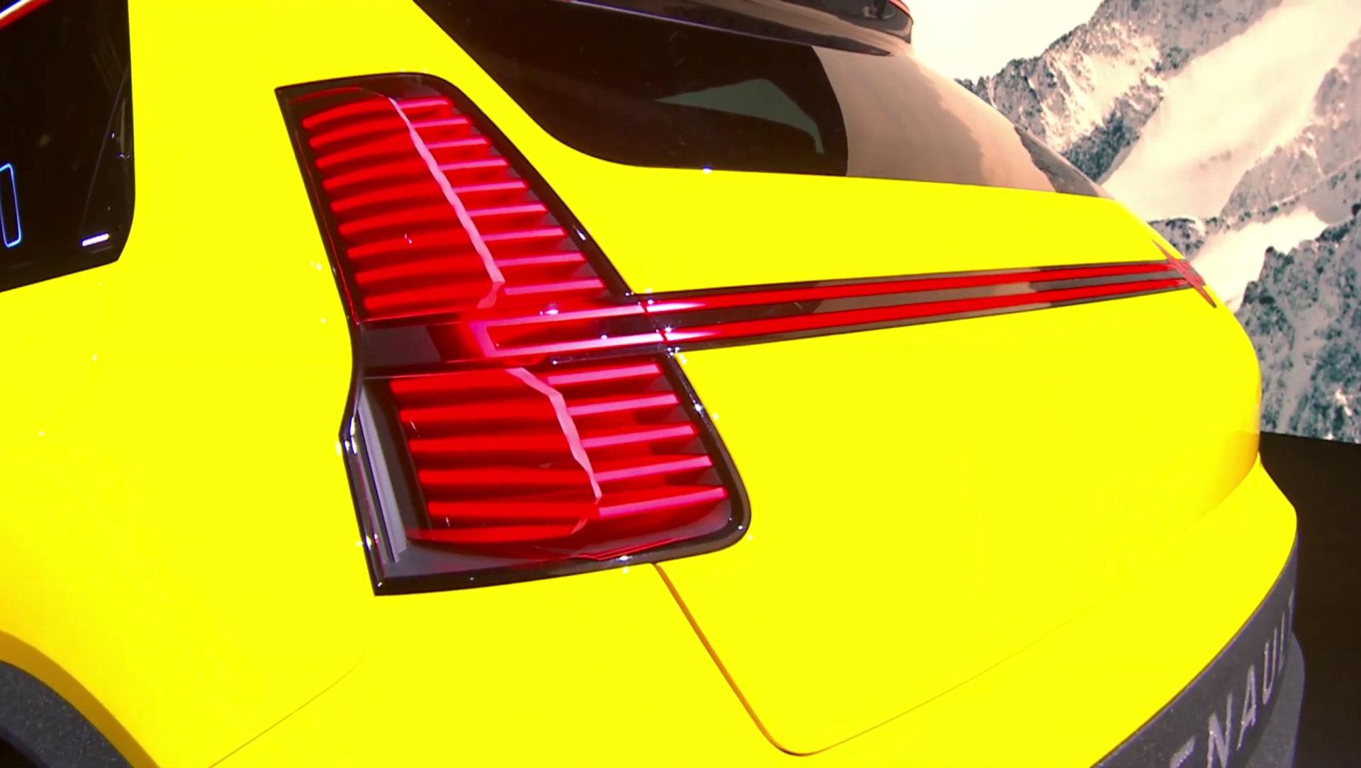 Nuevo Renault 5 Adelanto 09
