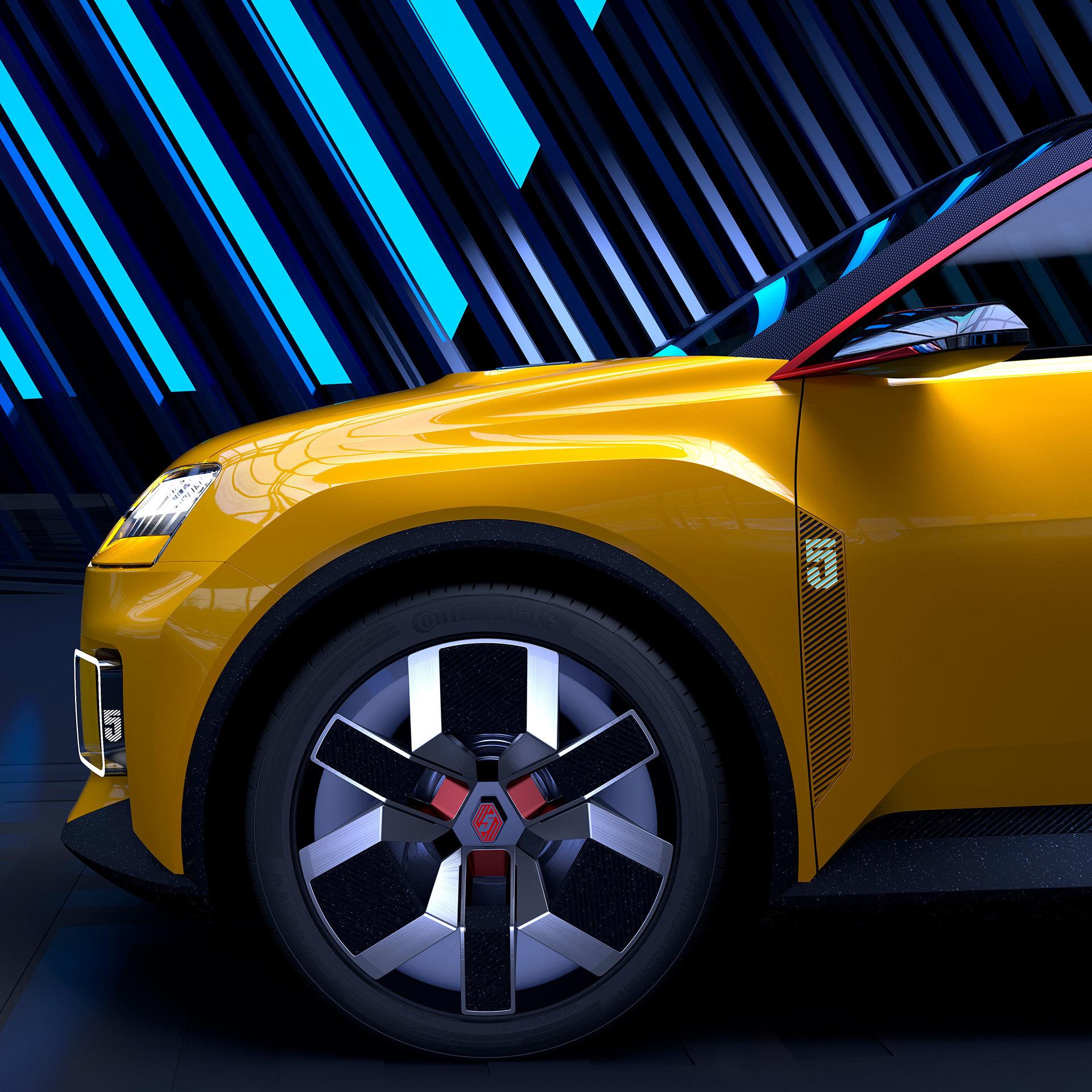 Nuevo Renault 5 Revolucion 2025 01