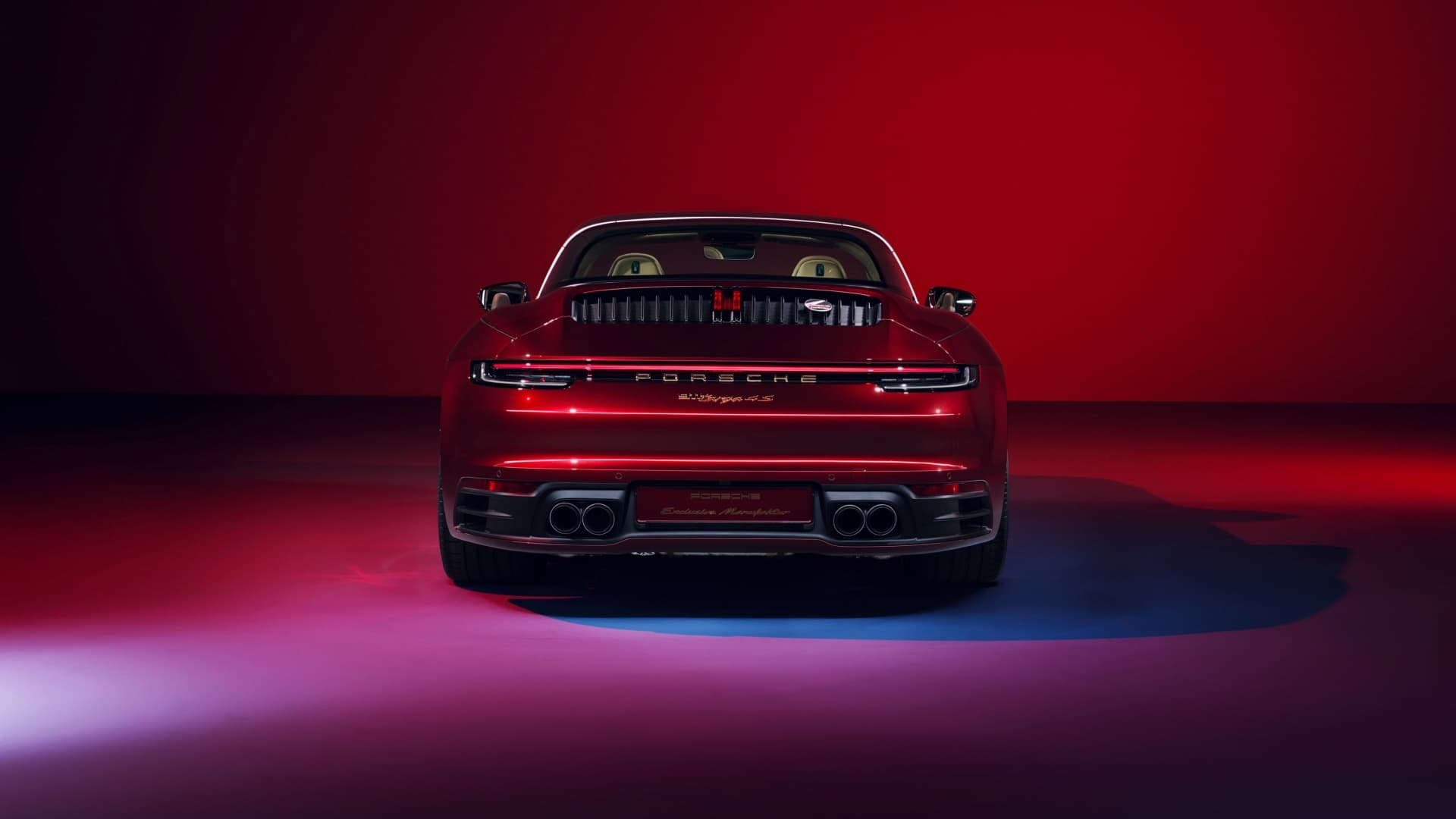 Porsche 911 Targa Heritage Design Edition 05