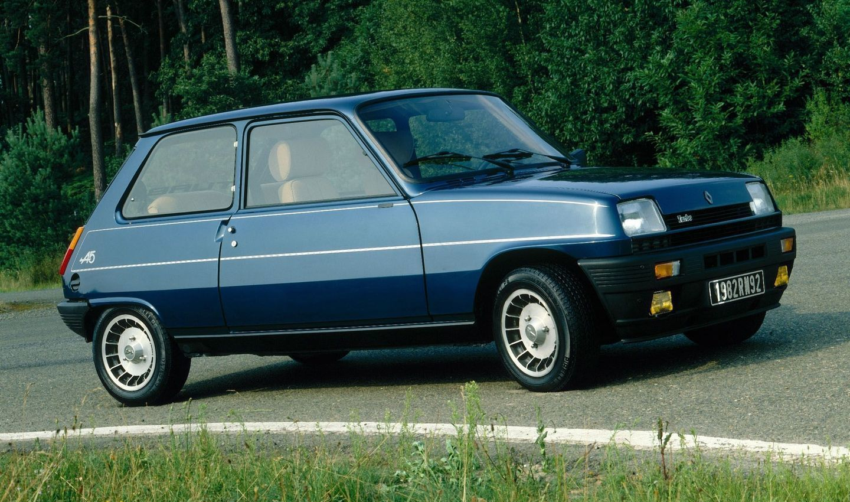 Renault 5 Copa Turbo 1982