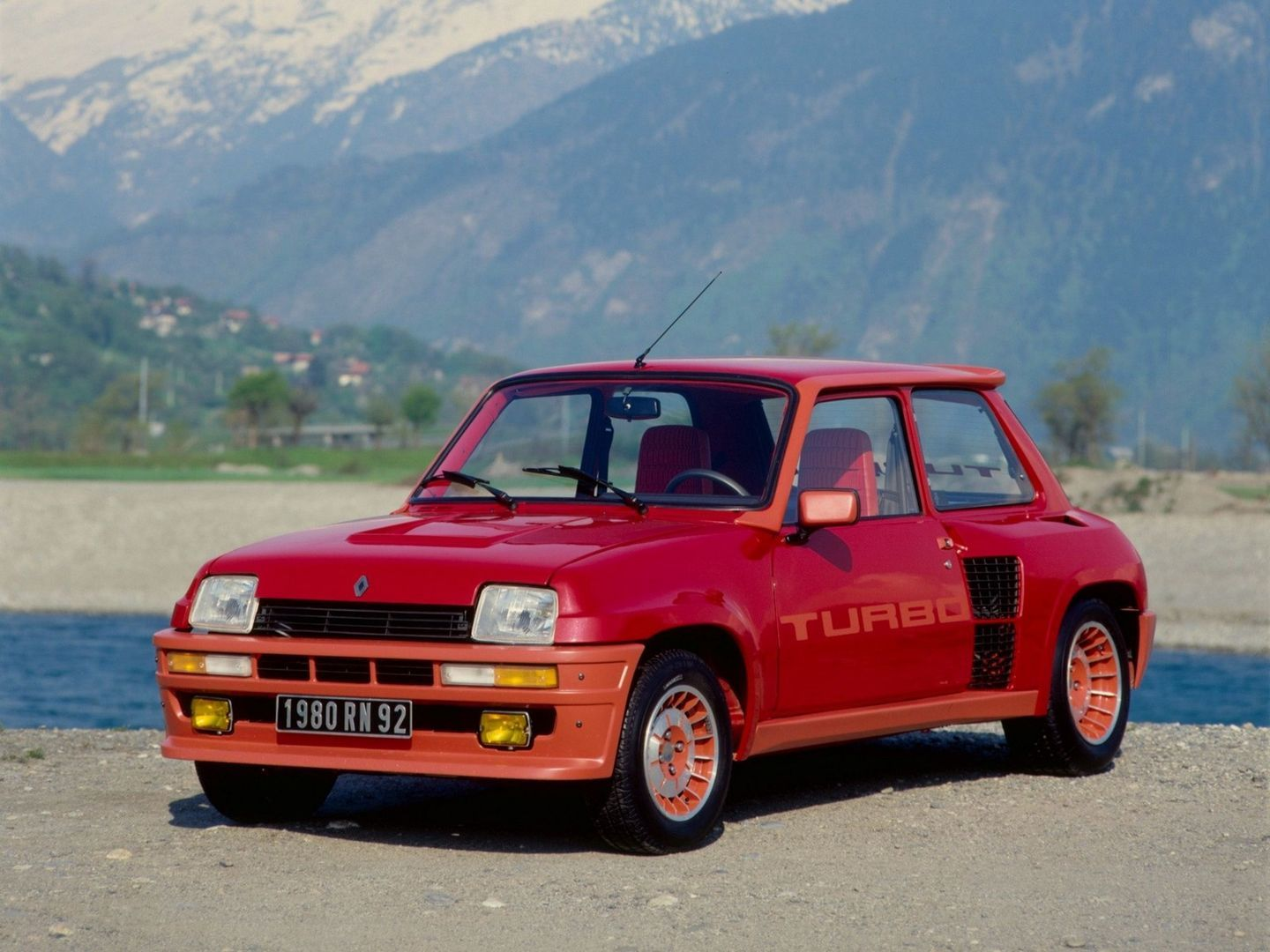 Renault 5 Turbo 1980