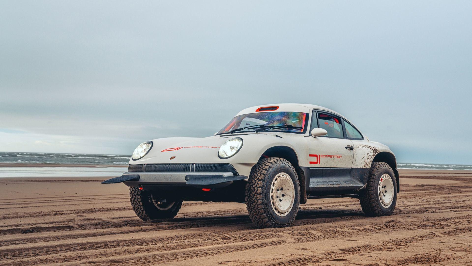 Singer Acs Porsche 911 25