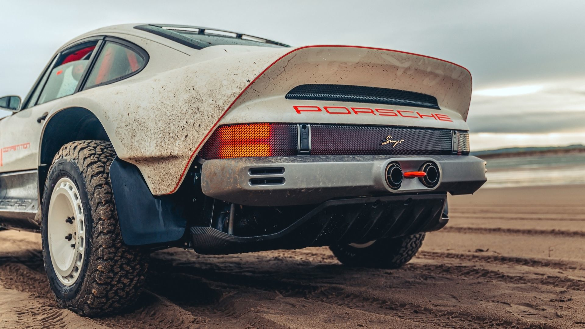 Singer Acs Porsche 911 27