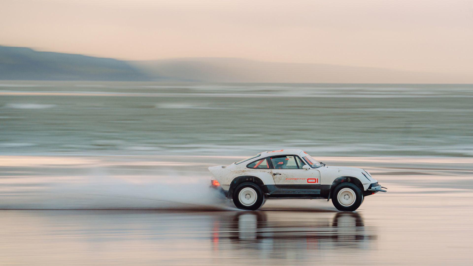 Singer Acs Porsche 911 29