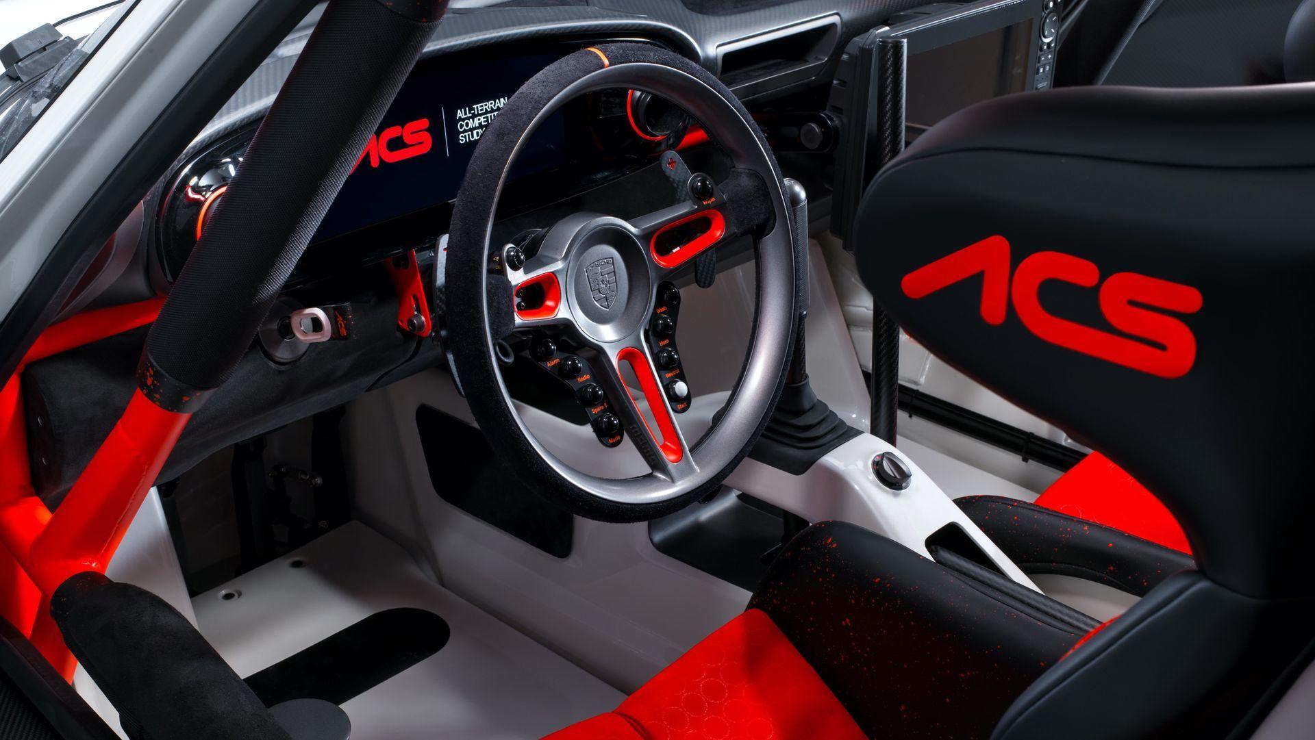 Singer Acs Porsche 911 3