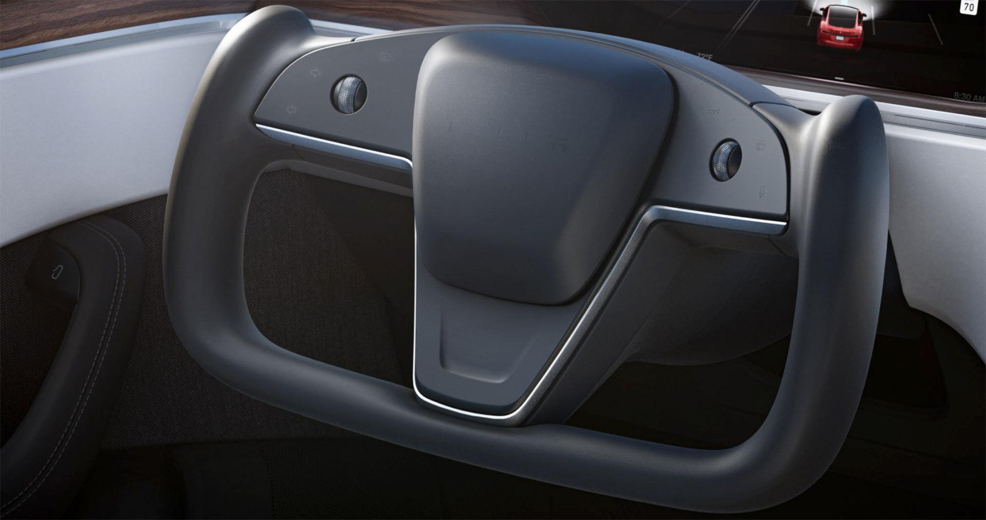 Tesla Volante Model S 2021 03