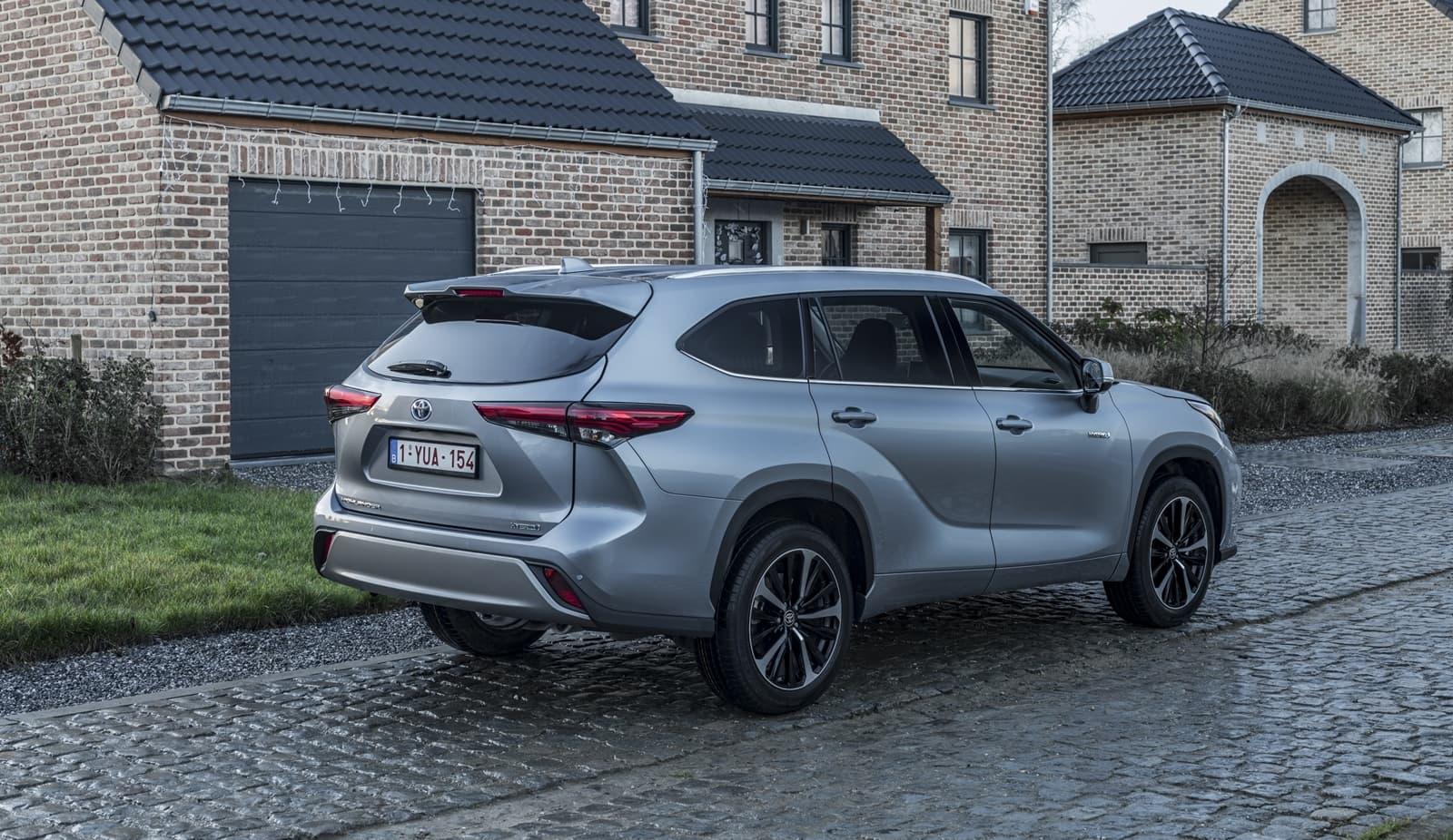 Toyota Highlander 2021 0121 039